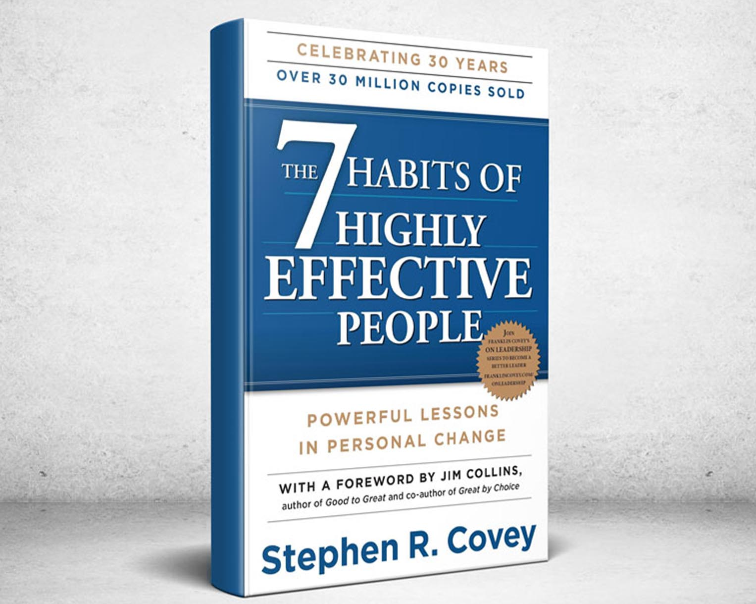 Grove HR - HR books - 7 habits of highly effective people