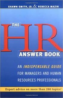 Grove HR - HR books - HR answer book
