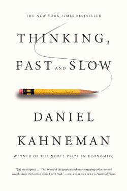 Grove HR - HR books - Thinking, fast and slow