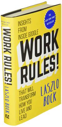 Grove HR - HR books - Work rules