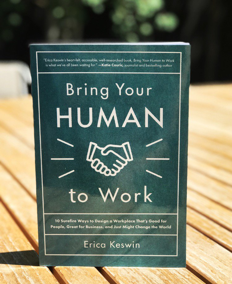 Grove HR - HR books - Bring your human to work