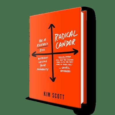 Grove HR - HR books - Radical Candor