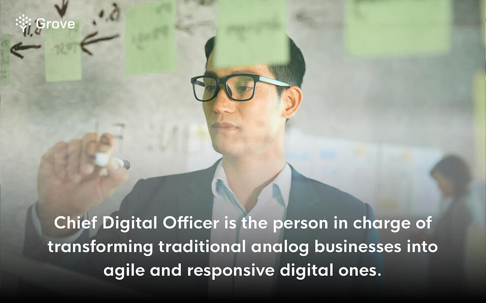 Grove HR - what is a chief digital officer