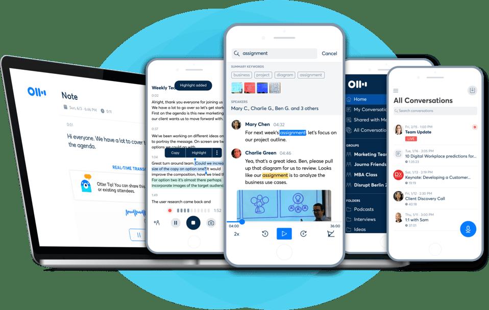 Grove HR - Productivity app - Otter