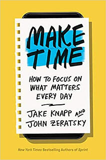 Grove HR - Productivity book - Make time