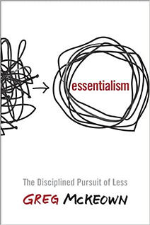 Grove HR - Productivity book - Essentialism