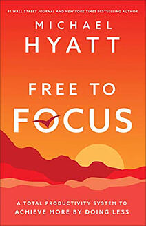 Grove HR - Productivity book - Free to focus