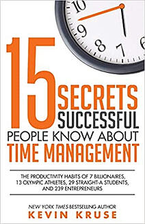 Grove HR - Productivity book - 15 Secrets Successful People Know About Time Management