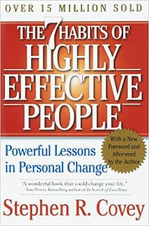 Grove HR - Productivity books - 7 habits of highly effective people