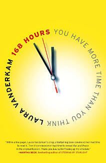 Grove HR - Productivity books - 168 hour: You have more time than you think