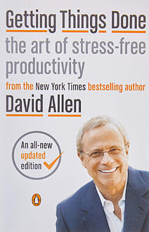 Grove HR - Productivity books - Getting things done