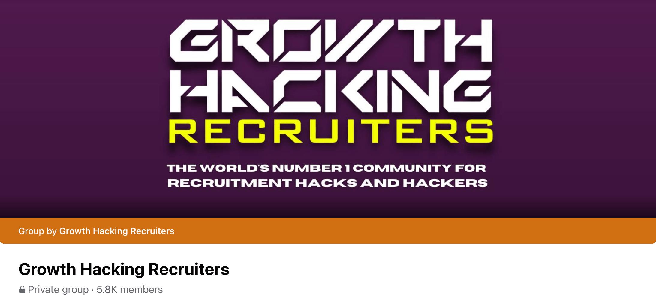 Grove HR - HR Facebook group - Growth Hacking Recruiter-min