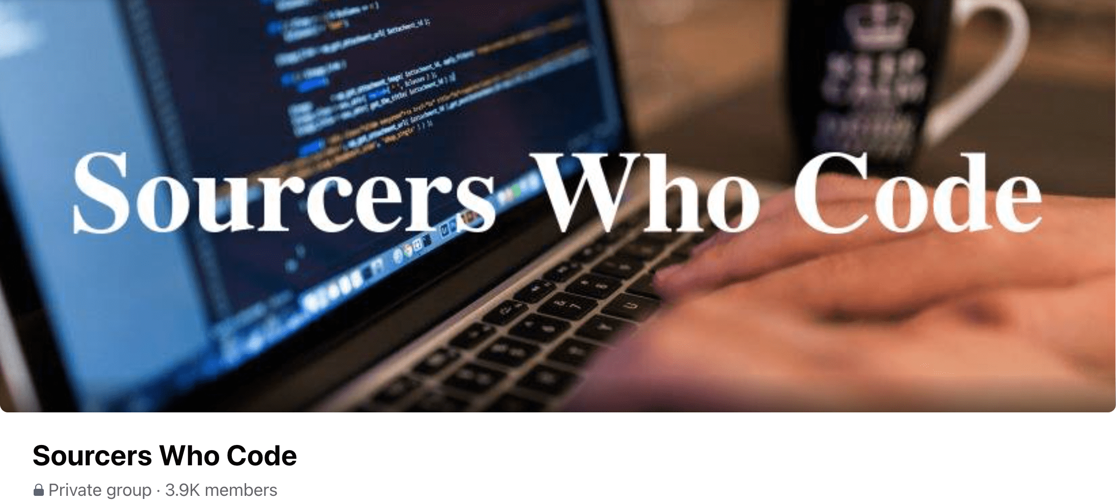 Grove HR - HR Facebook group - Sourcers who code