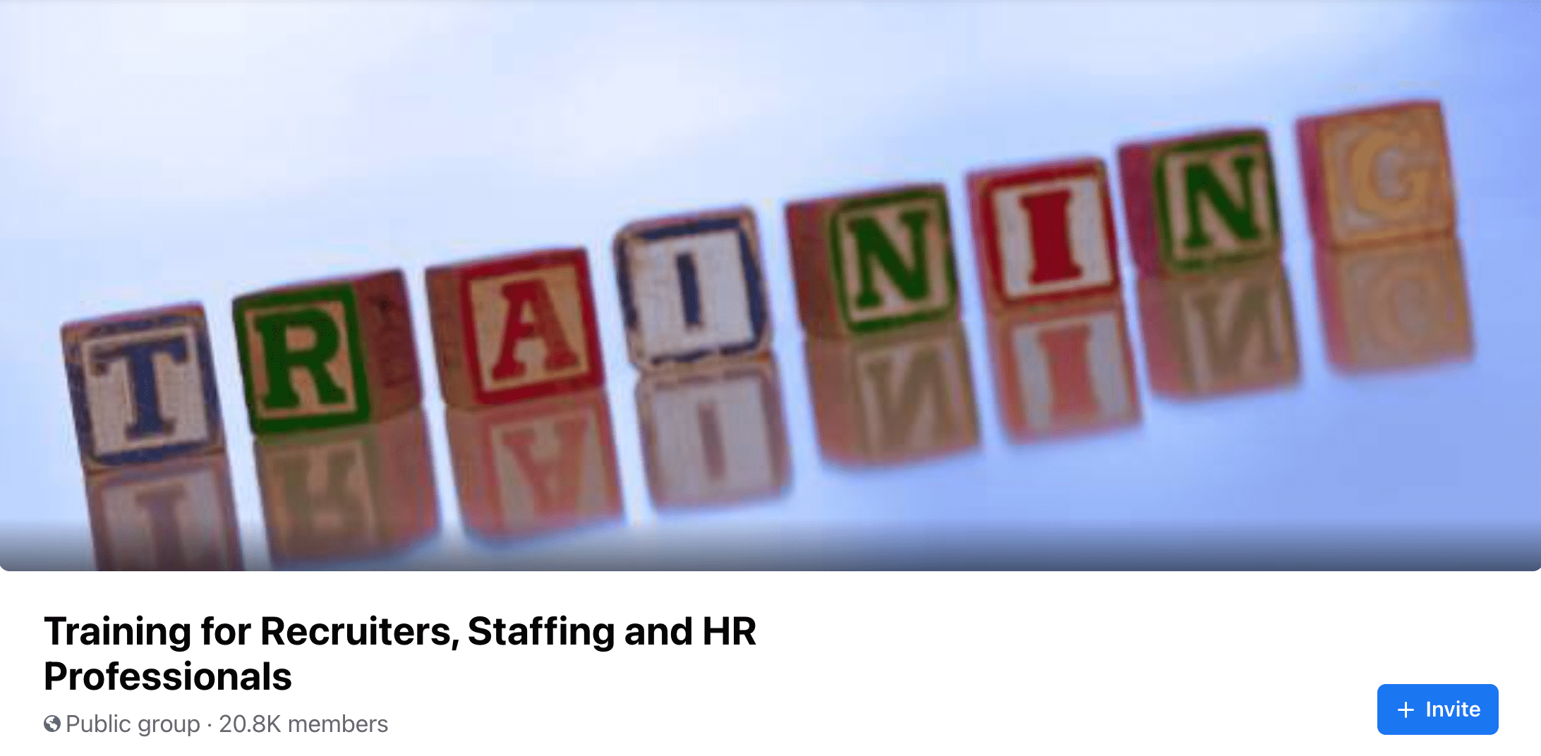 Grove HR - HR Facebook group - Training for Recruiters-min