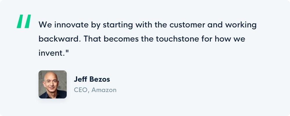 Grove HR - Jeff Bezos quotes