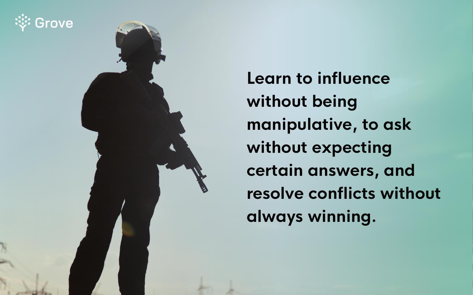 Grove HR - military leadership