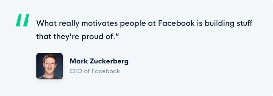 Grove HR - Facebook Onboarding - Mark Zuckerberg's quote