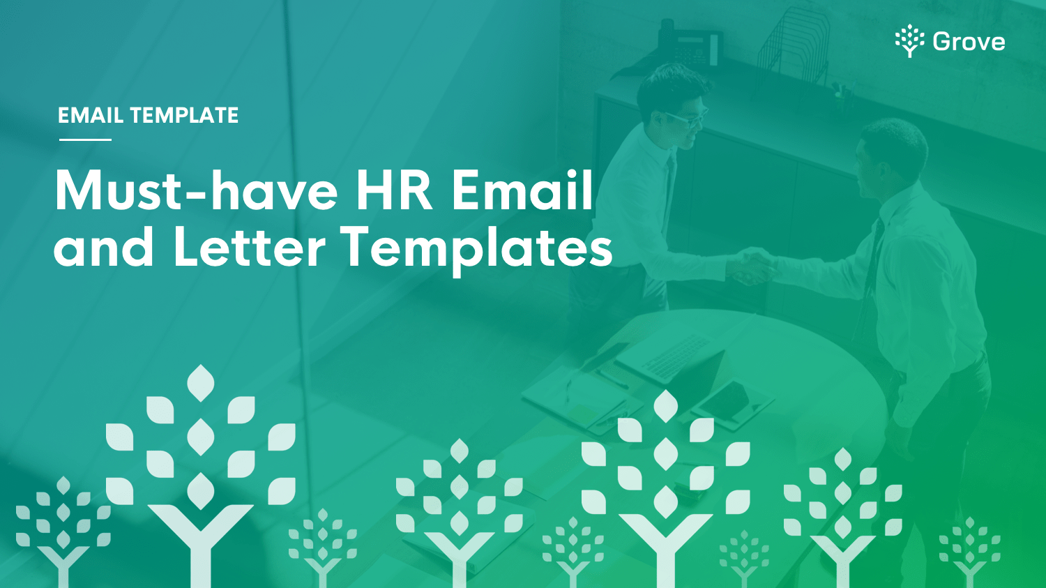 Grove HR - HR email template