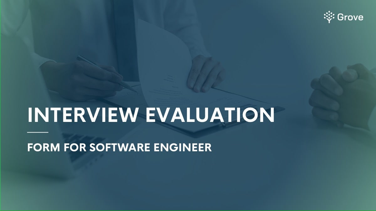 Grove HR - Interview evaluation form for SE thumbnail-min