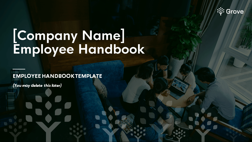 Grove HR - Organizational policy kit slider 2