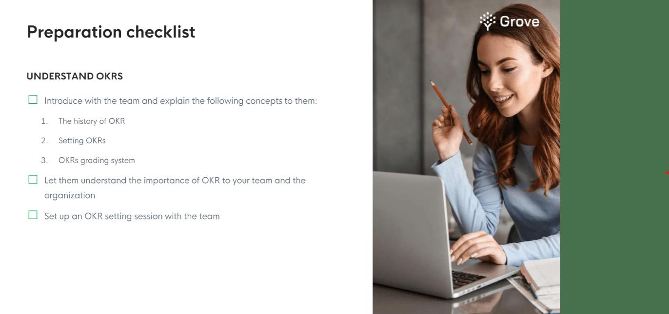 Grove HR - The full-cycle HR kit for startups screenshot