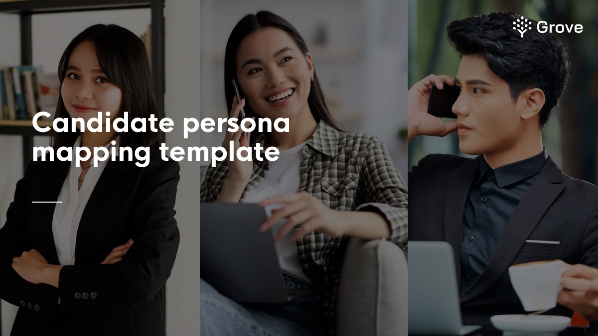 Grove HR - Candidate persona mapping template thumbnail
