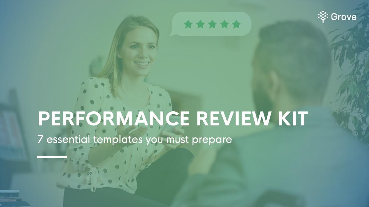 Grove HR - Performance review kit thumbnail